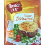 Sauce béchamel bouton d'or 54g