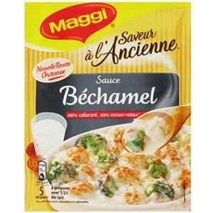 Maggi sauce béchamel 60g
