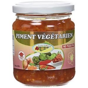 Guad'épices piment végétarien 190g