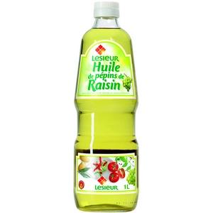 Lesieur huile pépins de raisin 1l