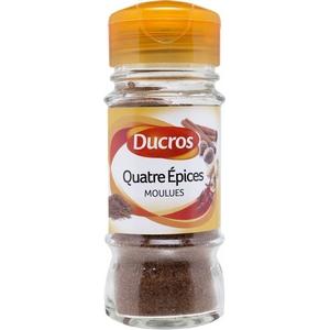 Ducros quatre épices 37g