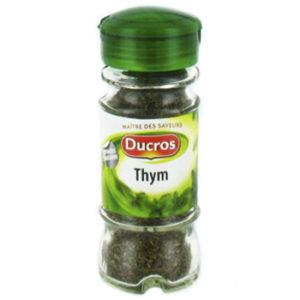 Ducros thym entier 14g