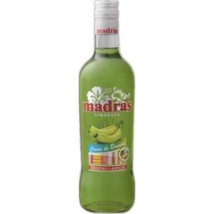 Madras punch crème banane 25° 70cl