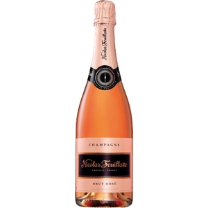 Champagne Nicolas Feuillate rosé 75cl