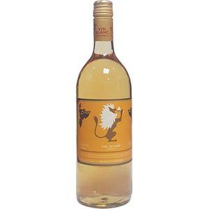 "Vin blanc espagnol ""makak"" 12%vol 1l"