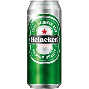 Bière heineken 50cl