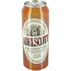 Bière adelscott 50cl 5,8% vol.