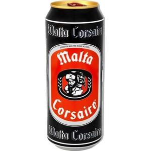 Bière malta corsaire 50cl