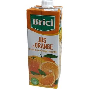 Brici jus orange 1l