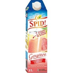 Spid préparation concentrée, goyave, 1l