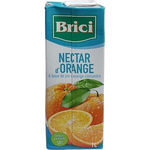 Brici nectar orange brique 1l