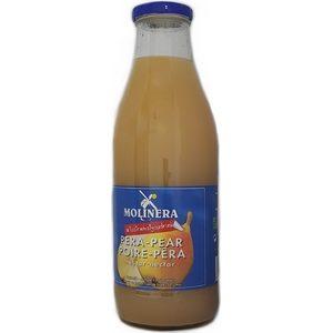 Molinéra nectar de poire bouteille 1l
