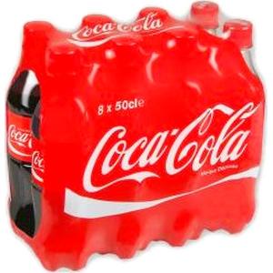 Coca-cola 8x50cl