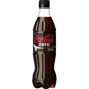 Coca-cola 50cl zéro