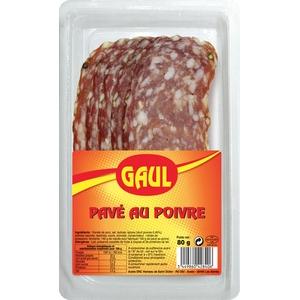 Gaul Pavé au poivre 80g