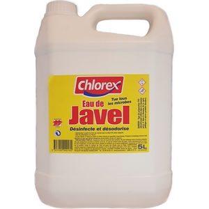 Chlorex eau de javel 5l