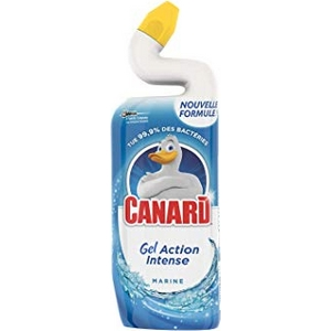 Gel wc action intense canard marine 750ml