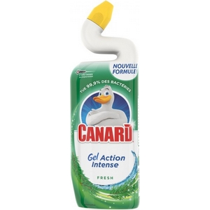 Gel wc action intense canard fresh 750ml