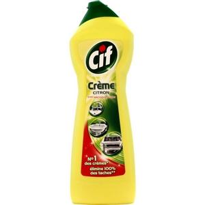 Cif crème citron 750ml