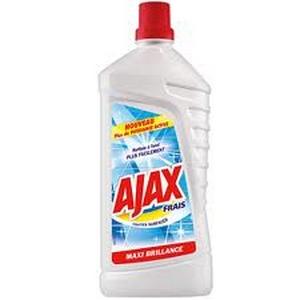 Ajax nettoyant sol frais 1l25