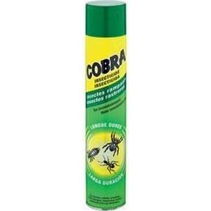 Cobra vert rampant 750