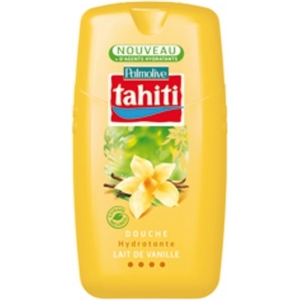 Gel douche tahiti vanille 250ml