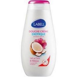 Labell gel douche lait de coco et hibiscus 250ml