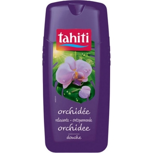 Gel douche Tahiti orchidée sauvage 250ml