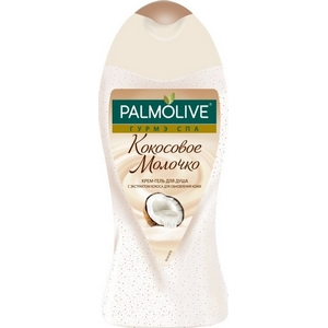 Gel douche palmolive coco 250ml