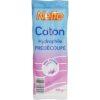 Netto coton hydrophile prédécoupé 200g
