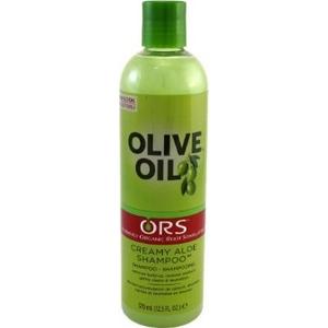 Crème aloe shampoo olive oil ors 370ml