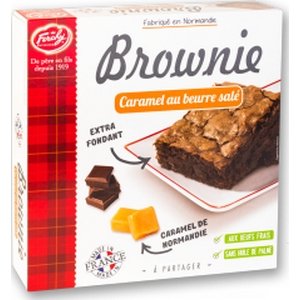 Brownie chocolat noisettes forchy 285g
