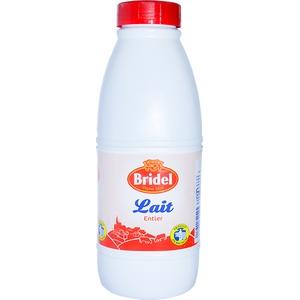 Bridel lait entier blle 1l