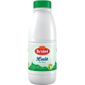 Bridel lait écrémé bouteille 1l