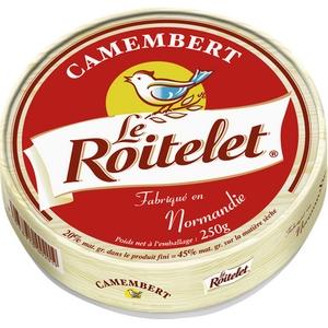 Roitelet camembert 250g