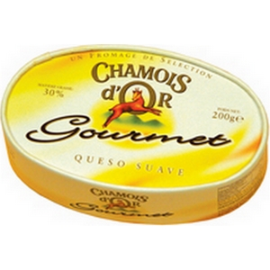 Fromage chamois d'or gourmet 30%m.g 200g
