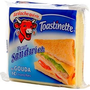 Toastinette sandwich la vache qui rit 200g