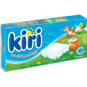 Fromage kiri 8 portions 144g