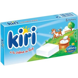 Fromage kiri 6 portions 120g