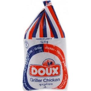 Doux poulet prêt à cuire 1200g