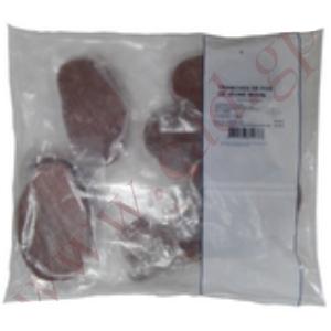 Foie de boeuf tranches congelé 1kg