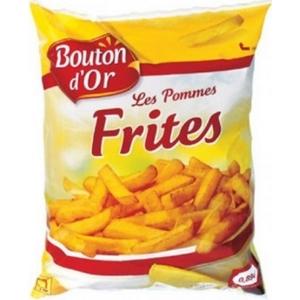 Bouton d'or frites 9/9 2,5kg