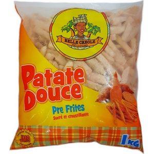 Frites de patate douce belle créole 1kg