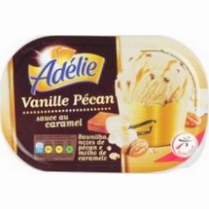 Adélie glace vanille pécan 900ml