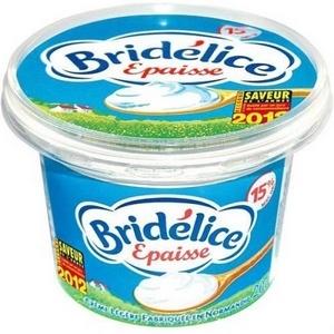 Bridelice crème fraîche 15% 20cl