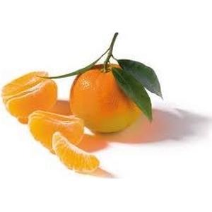 Mandarine colombie le kg