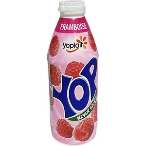 Yaourt à boire Yop framboise 500g