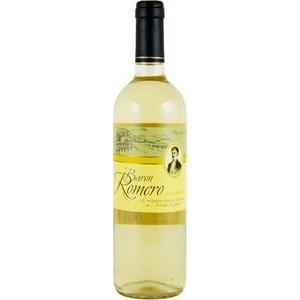 Vin blanc baron roméro 75cl