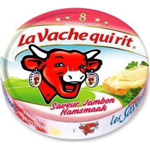 Fromage la vache qui rit saveur jambon 8 portions
