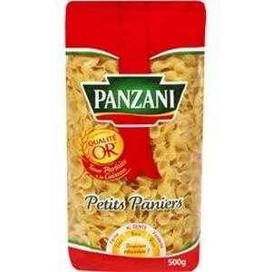 Panzani pâtes petits paniers 500g